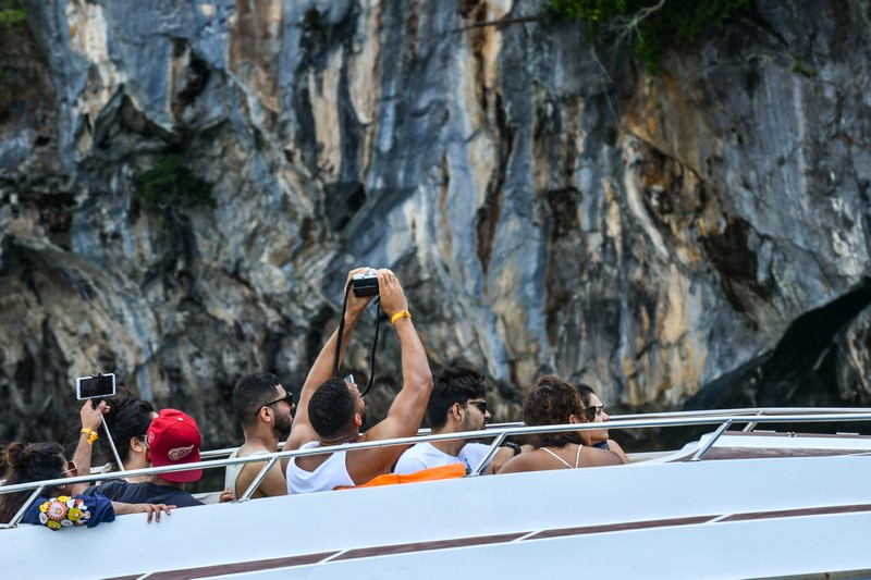 Hong Krabi & James Bond By Speed Boat